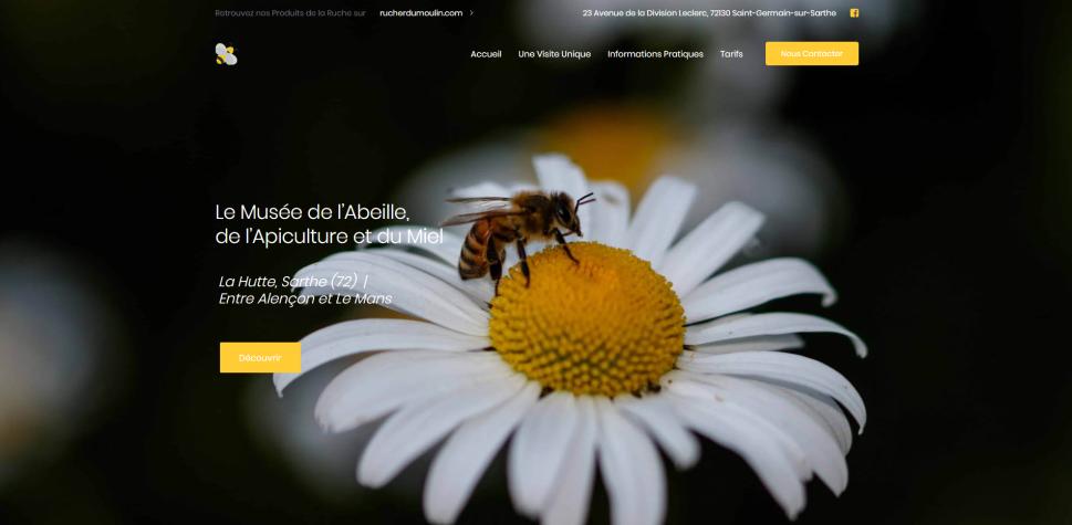 musee de l'abeille,musee apiculture,musee,le rucher du moulin
